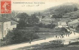 52 FLAMMERECOURT ROUTE DE LESCHERES ANIMEE - Sonstige Gemeinden