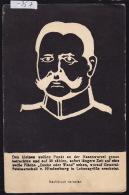 Carte-vision : Feldmarschall Von Hindenburg (-957) - Hommes Politiques & Militaires