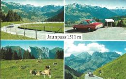 Autos Auf Jaunpass, Verlag BAZAR JAUNPASS - Passenger Cars