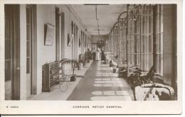 HANTS - NETLEY HOSPITAL - CORRIDOR RP  Ha280 - England