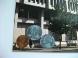 Monete Americane Tre U.s. Mint Philadelphia Pennsylvania - Monete (rappresentazioni)