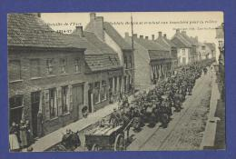 Bataille De L ' Yser * Guerre 1914 - 17 * Soldats Belges Se Rendant Aux Tranchées Pour La Relève - Ohne Zuordnung
