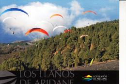 LOS LLANOS DE ARIDANE. DESPEGUE DESDE LOS CAMPANARIOS.ALTOS DE LAS MANCHAS   NO  CIRCULADA - La Palma