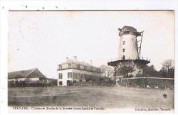 Ternath -  Chateau Et Moulin De La Morette(entre Assche Et Ternath) 10 - Ternat