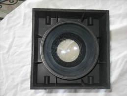 GROS OBJECTIF 8X-110-11  DIAMETRE 15 CM LONGUEUR 18 CM - Lenses