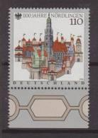 Deutschland, 1998, 1965, 100 Years Nordlingen, MNH - [7] West-Duitsland