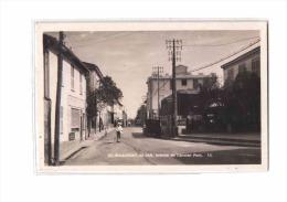 06 ST LAURENT DU VAR Avenue De L'Ancien Pont, Ed LL 10, CPSM 9x14, 194? - Saint-Laurent-du-Var
