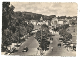 Bayonne (64) : Vue Aérienne Générale Au Niveau Du Pont Sur L'Adour En 1956 GF (animé). - Bayonne