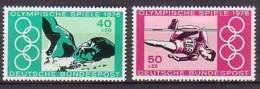 Olympia'76, BRD  886/87 , Xx   (U 1607) - Zomer 1976: Montreal