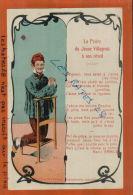 La Prière Du Jeune Villageois à Son Reveil, Henri Hermice, Basse Normandie,    Dessin   RG  , AVRIL 2013  1473 - Illustrateurs & Photographes
