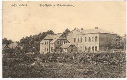 Niedersachsen - SCHARMBECK - Hauptschule U. Rektorwohnung +++ To Weissenberge, Bei Hagen, 1912 ++++ - Osterholz-Schambeck