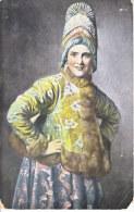 Russia  Early Century Tzarist  Costume  * - Russia