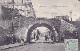CPA - 92 - ASNIERES - L'avenue De Courbevoie - Asnieres Sur Seine