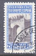 Spanish Tanger SR 30    (o)  Telegraph - Spaans-Marokko