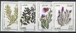 Algérie. N° 1022 à N° 1025** Y Et T - Algérie (1962-...)