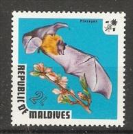Maldives  1973  Fauna  2L  (**) MNH - Maldiven (1965-...)