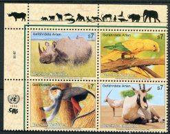 Nations Unies       Vienne       200/203  **    Animaux/animals - ONU