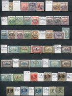 Hongrie     Debreczen   occupation roumaine    1/89  *  -  Taxes  1/17 * voir descriptif et scans (4)