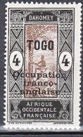 TOGO  N� 86  NEUF** TTB