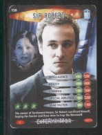 DOCTOR DR WHO BATTLES IN TIME EXTERMINATOR CARD (2006) NO 150 OF 275 NO 149 OF 275 SIR ROBERT GOOD CONDITION - Cinema & TV