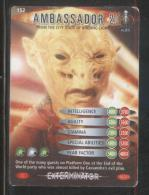 DOCTOR DR WHO BATTLES IN TIME EXTERMINATOR CARD (2006) NO 152 OF 275 AMBASSADOR 2 GOOD CONDITION - Cinema & TV