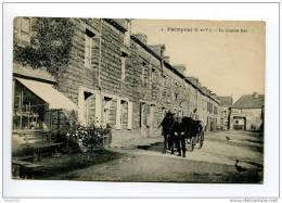 Paimpont  La Grande Rue - Paimpont