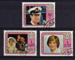 Niue - 1982 - Princess Of Wales 21st Birthday - Used - Niue