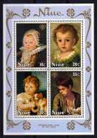 Niue - 1979 - International Year Of The Child Miniature Sheet - Used - Niue