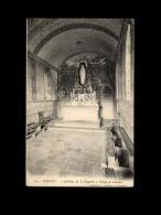 50 - RONCEY - Intérieur De La Chapelle Et Vierge De Lourdes - 112 - France