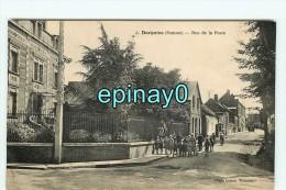 Br - 80 - DARGNIES - Rue De La Poste - édition Lenne - France