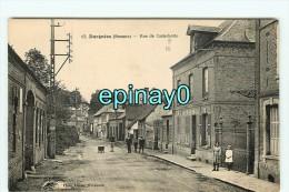 Br - 80 - DARGNIES - Rue De Cornehotte - édition Lenne - RARE VISUEL - France