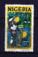 Nigeria - 1973 - 30k Definitive/Fishing Festival - Used - Nigeria (1961-...)