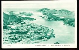 BRESIL VITORIA / Espitio Santo, Port Et Ville De Victoria / - Vitória