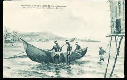 COMORES GRANDE COMORE / Rade / - Comores