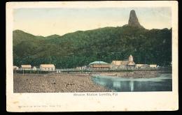 FIDJI DIVERS / Mission Station Loretto / - Fidji