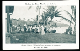 FIDJI MAKOGAI / L'Ile Des Lépreux, Soeurs En Tournée De Pansements / - Fidji