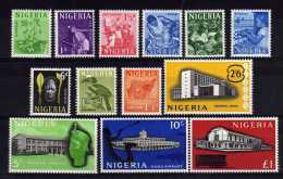 Nigeria - 1961 - Definitives - MH - Nigeria (1961-...)