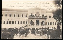 LIBAN BEYROUTH / Le Grand Sérail / - Lebanon