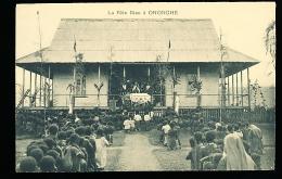 PAPOUASIE NOUVELLE GUINEE DIVERS / Fête Dieu à Ononghe / - Papoea-Nieuw-Guinea