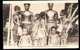 ILES SALOMON DIVERS / Parures De Fête à Bouka / - Salomon