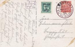 Henlein + H... - 3.10.1938 , RUMBURG - Tag Der Befreiung - Deutschland