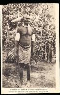 ILES SALOMON DIVERS / Grand Chef Indigène Dans Le Sud De L'Ile De Bougainville / - Salomon