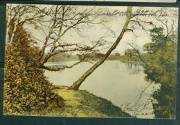 UPPER LAKE ROUNDHAY PARK. LEEDS. ( Déchirure Recollée Bord Du Haut )   - Bcq63 - Leeds
