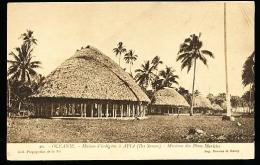 SAMOA DIVERS / Maison D'indigène à Apia / - Samoa