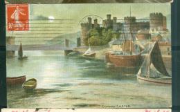 Conway Castle - Bcq71 - Caernarvonshire