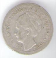 PAESI BASSI 10 CENTS 1938 AG - 10 Cent