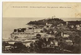 06  -  ST JEAN CAP FERRAT - Vue Générale - Hôtel Du Parc. - Saint-Jean-Cap-Ferrat