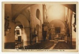 06 - VENCE. - Intérieur De La Cathédrale - Vence