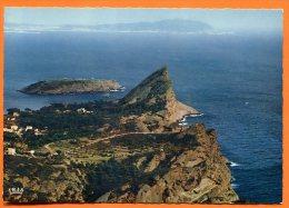 LA CIOTAT. Le Bec De L'aigle Et L'île Verte . Ed. Etablissements GANDINI - La Ciotat