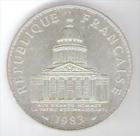 FRANCIA 100 FRANCS 1983 AG - Commemorative
